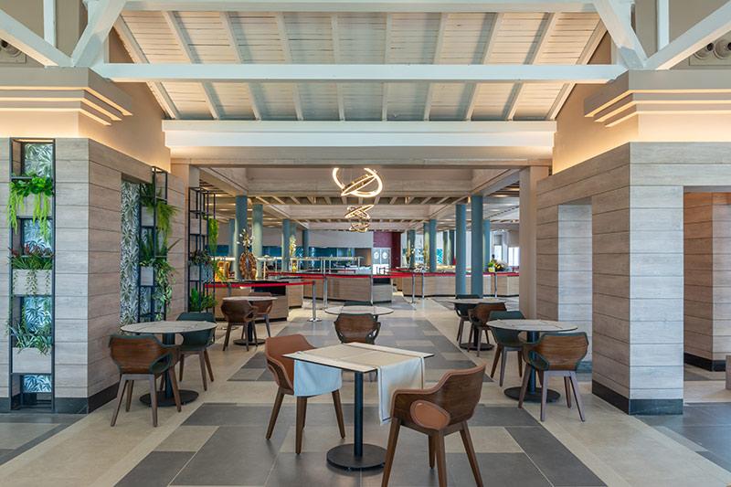 Baia Kemer Hotel 5* - reštaurácia