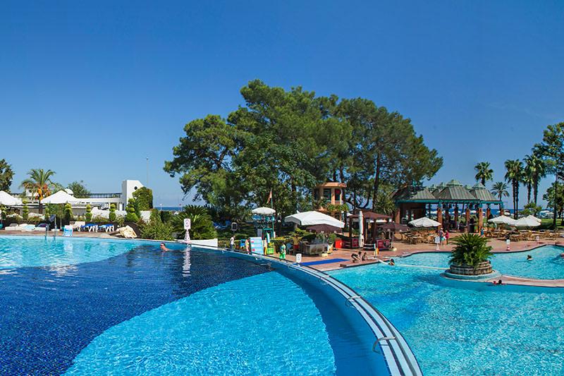 Baia Kemer Hotel 5* - bazén
