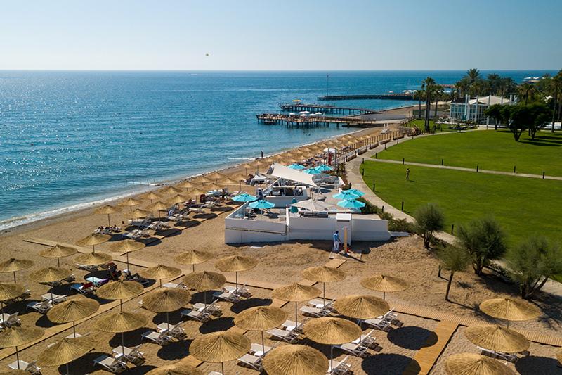 Baia Kemer Hotel 5* - pláž