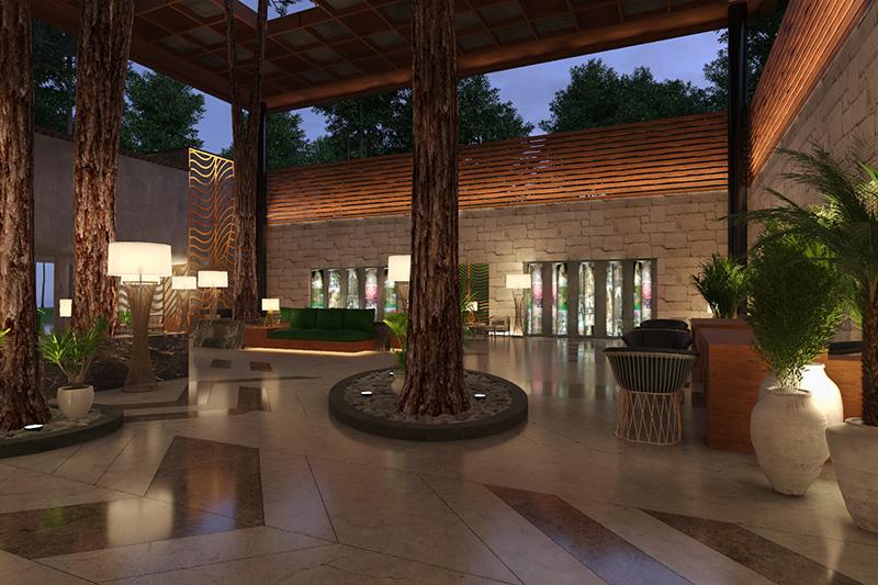 Baia Kemer Hotel 5* - lobby
