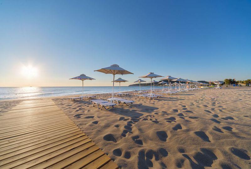 Apollo Blue 5* - pláž