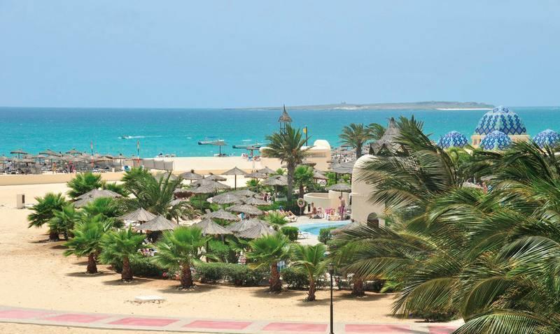 Riu Karamboa 5* - pláž