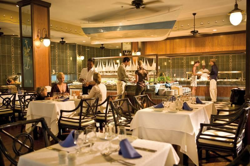 Riu Karamboa 5* - reštaurácia