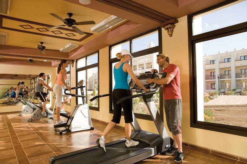 Riu Karamboa 5* - fitnescentrum