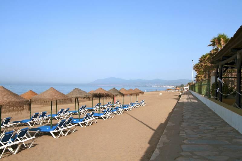 Diver Hotel Marbella 4* - pláž