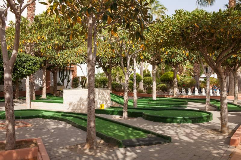 Vera Playa Club Hotel 4* - minigolf
