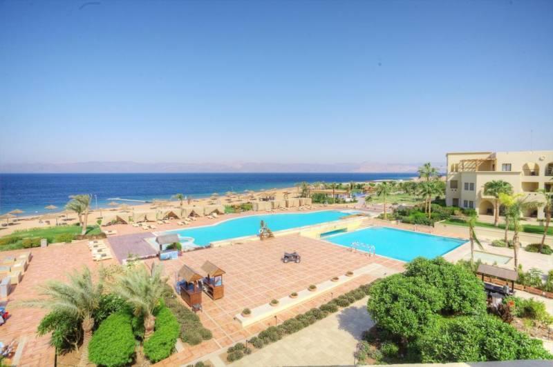 Tala Bay Resort 5* - 2 hlavné vonkajšie bazény