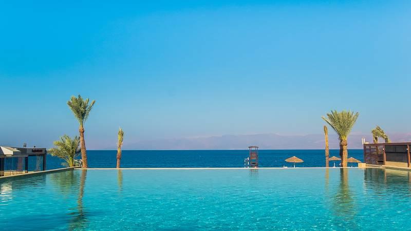 Tala Bay Resort 5* - infinity bazén