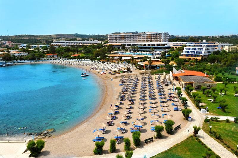 Amilia Mare 5* - pláž