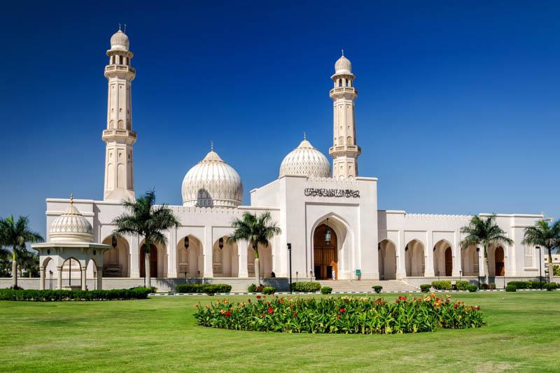 Salalah a hrad Taqah