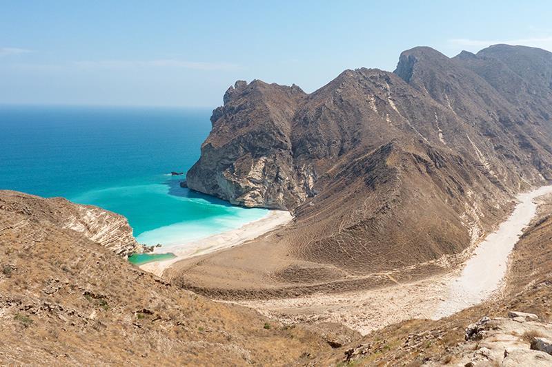 Fascinujúca krajina Ománu