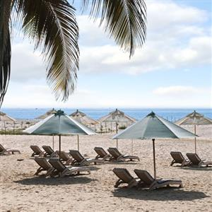 Hilton Salalah Resort 5˙ - pláž