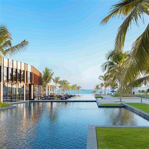 Al Baleed Resort Salalah by Anantara 5* - bazén
