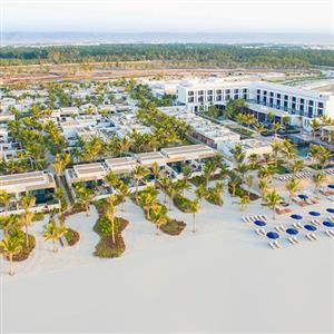 Al Baleed Resort Salalah by Anantara 5* - pláž
