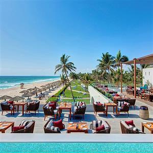 Crowne Plaza Resort Salalah 5*
