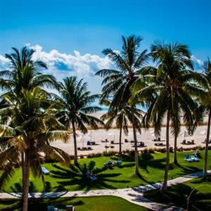 Hilton Salalah Resort 5˙- pláž
